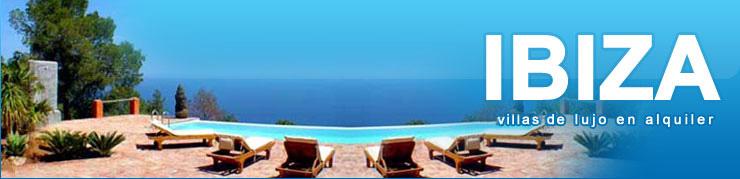 Alquiler de villas de lujo en ibiza viviendas de lujo para vacaciones en ibiza alquiler por for Villas de lujo para alquilar en vacaciones